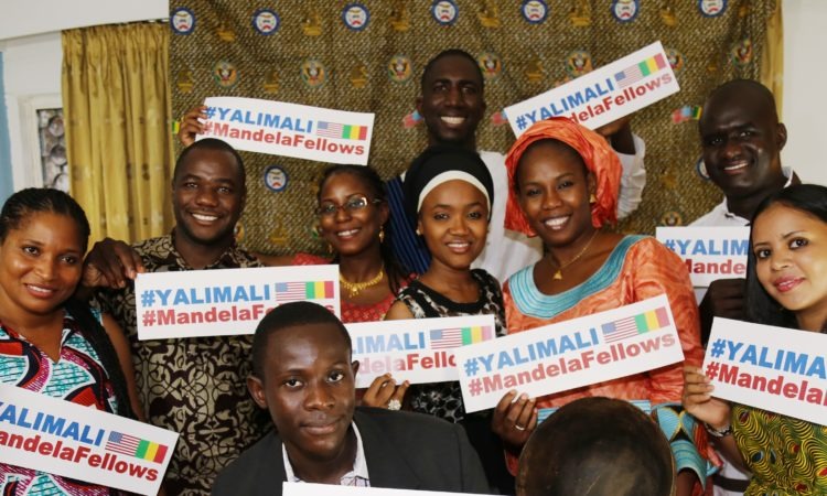 2017 Mandela Washington Fellowship for Young African Leaders