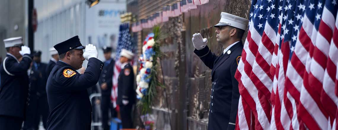 On the Anniversary of the 9/11 Terror Attacks