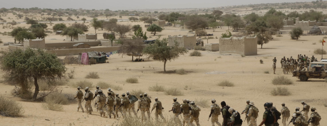 United States Pledging up to $60 Million for Security Assistance for the G5 Sahel