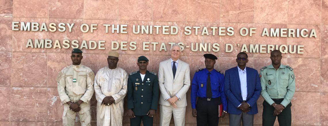 Partenariat pour Améliorer les Relations entre la Police et la Population au Mali