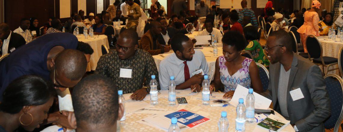 Le Premier Sommet des Anciens Participants aux Programmes d'Echanges