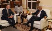 Le Secrétaire d'État Adjoint américain aux Affaires africaines, Tibor P. Nagy, Visite le Mali