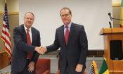 Le nouveau directeur de l'USAID au Mali prête serment